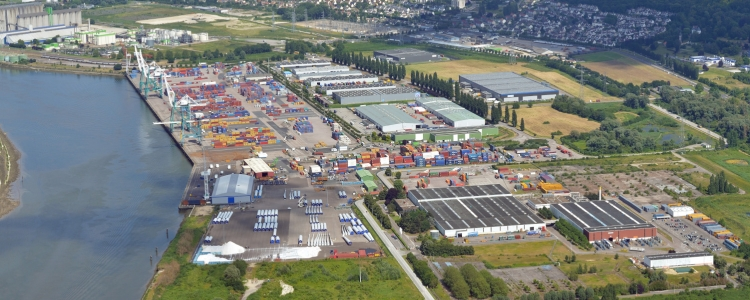 50 hectares of turnkey land at the Port of Rouen!
