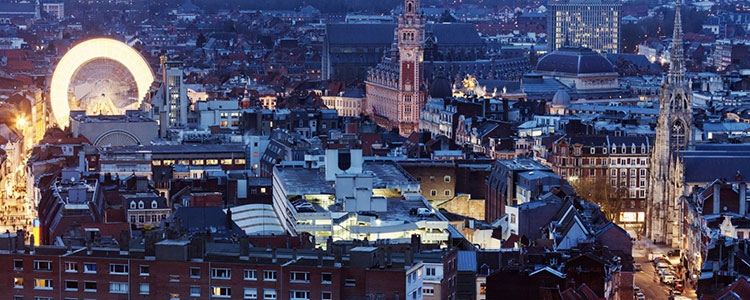 Why set up your company in Lille, France?