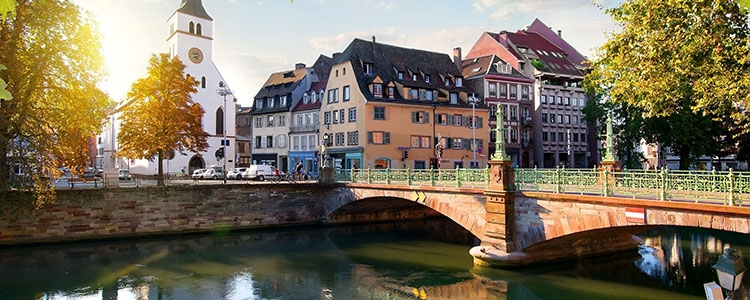 Why set up your company in Strasbourg, France?
